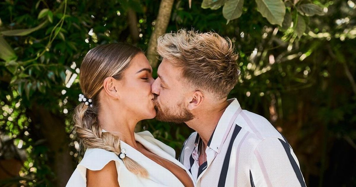 Sam Thompson and Zara McDermott 'are back together' after cheating bombshell