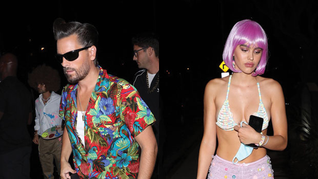 Scott Disick & Amelia Hamlin: The Truth About Their Relationship After They're Spotted On Night Out