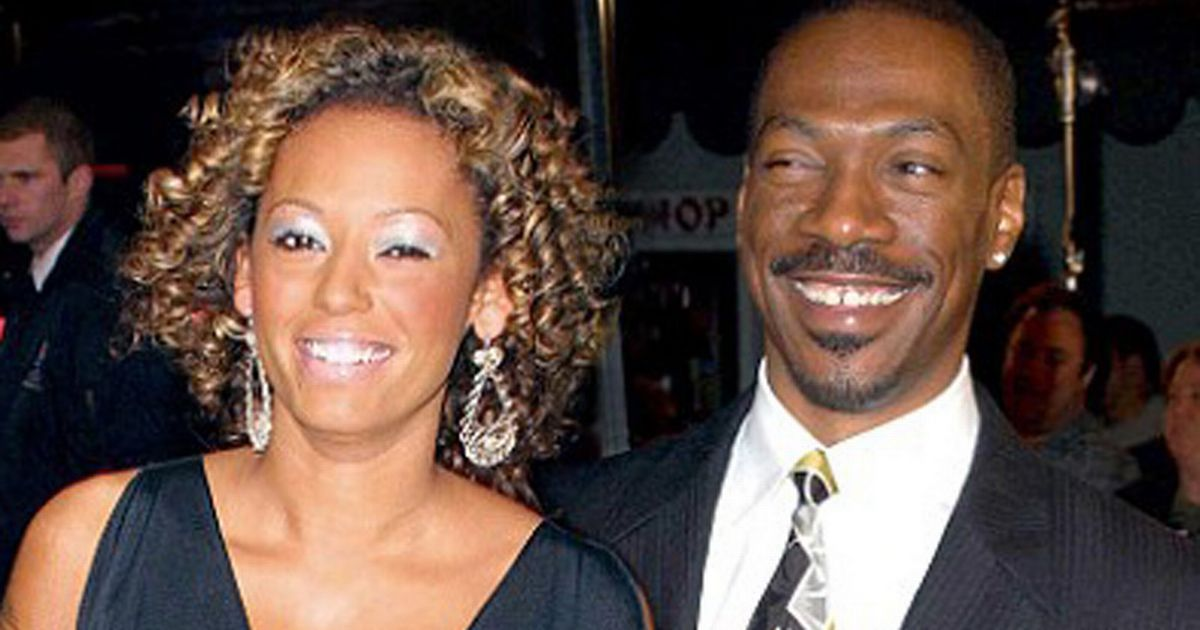 Inside Mel B and Eddie Murphy's romance from 'poetic sex' to courtroom battle