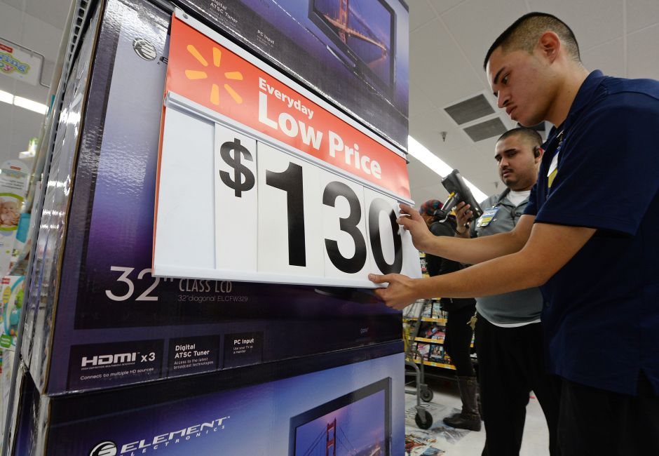 Walmart and Comcast could develop and distribute smart TV screens | The NY Journal
