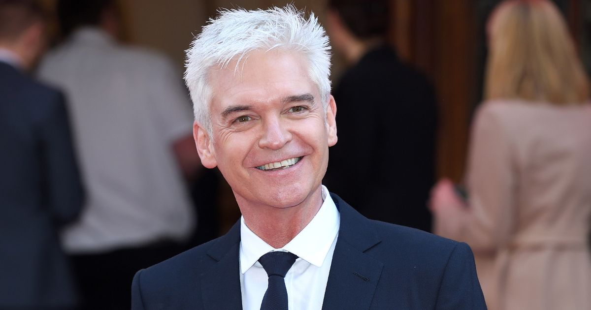 Phillip Schofield says 'dad would be proud' as he reflects on coming out as gay