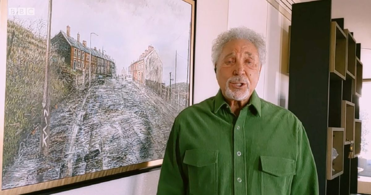 Tom Jones will miss being glued to TV in lockdown as he prepares for The Voice