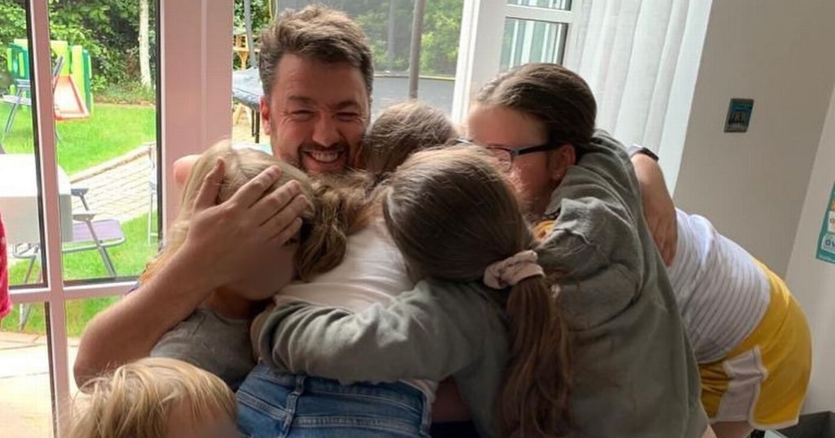 Jason Manford plans to keep cheery and raise Xmas spirit with acts of kindness