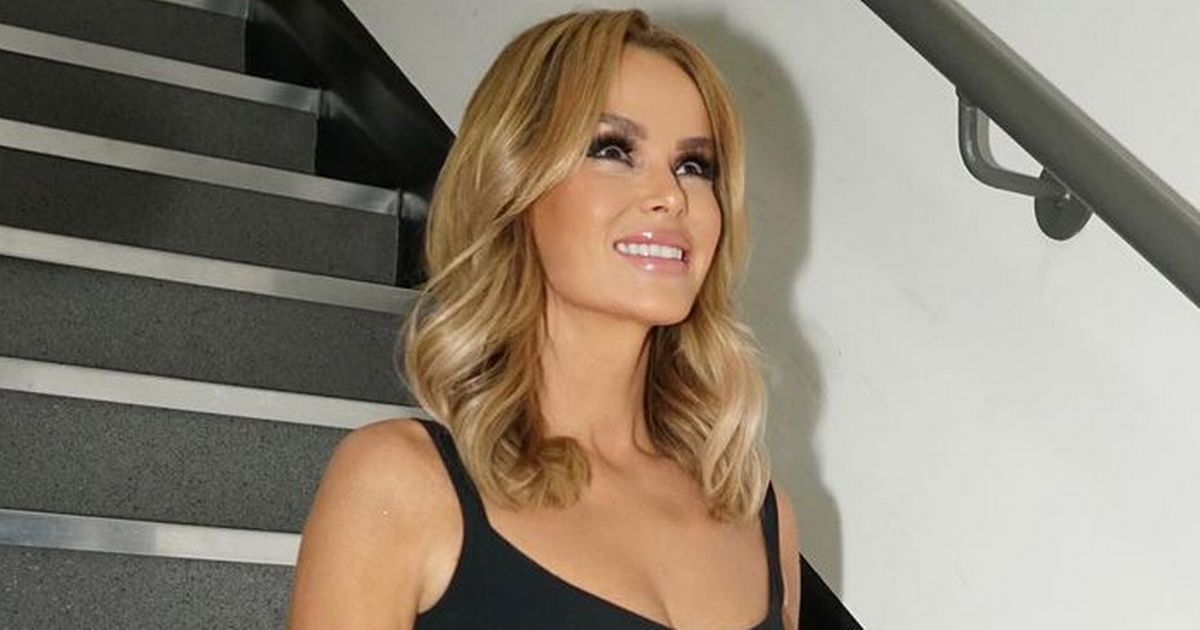 Amanda Holden stuns her fans with incredible snap as she dares to wear racy top