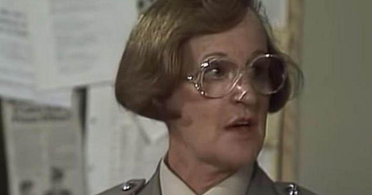Prisoner: Cell Block H star Joy Westmore dies at 88 after dementia battle