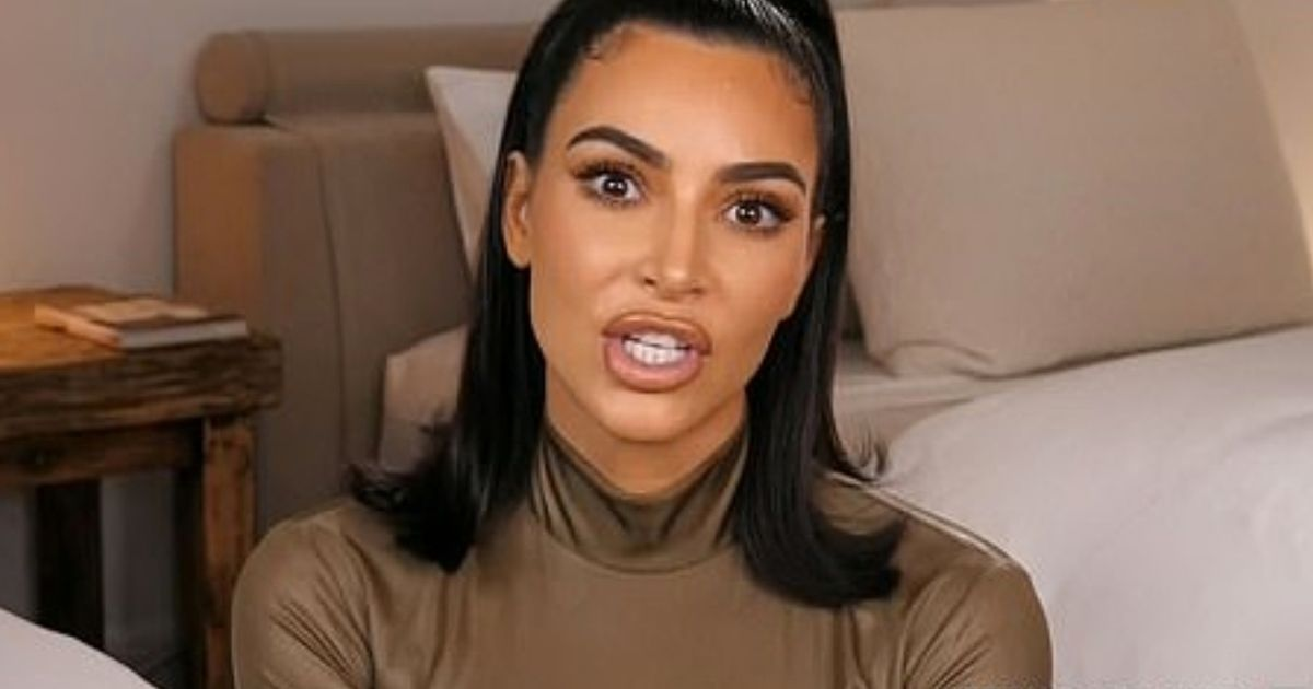 Kim Kardashian 'losing her mind' as she looks after four kids in lockdown alone