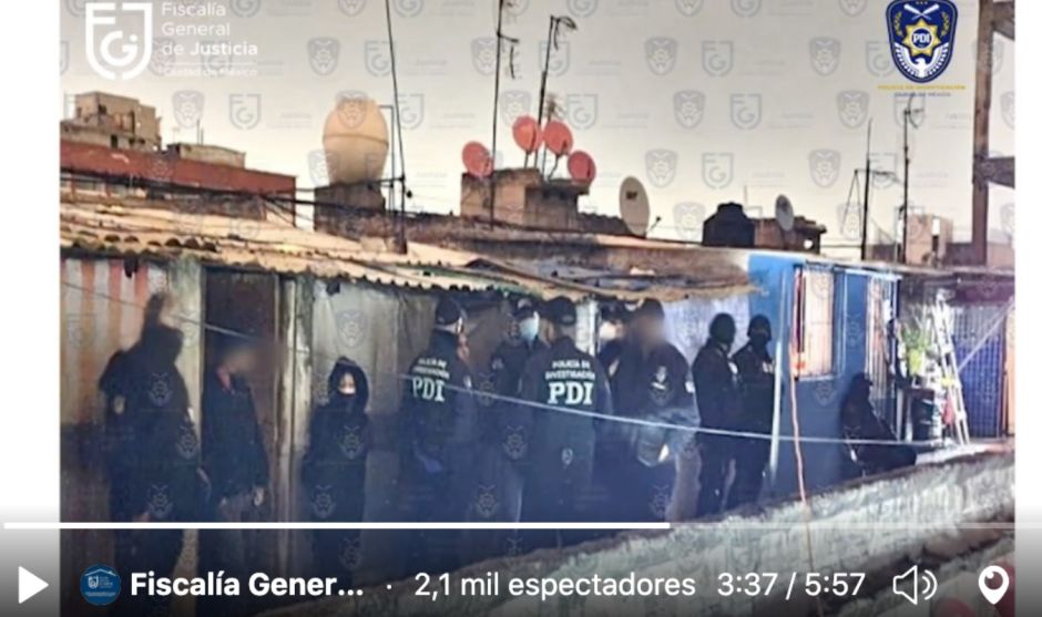 """PHOTOS: This is what """"La Oficina"""" looks like, where they tortured and dismembered 2 children   The NY Journal"""