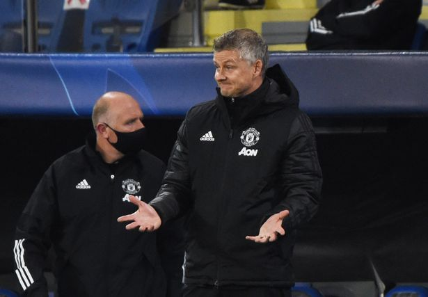 Solskjaer is now working to save his job