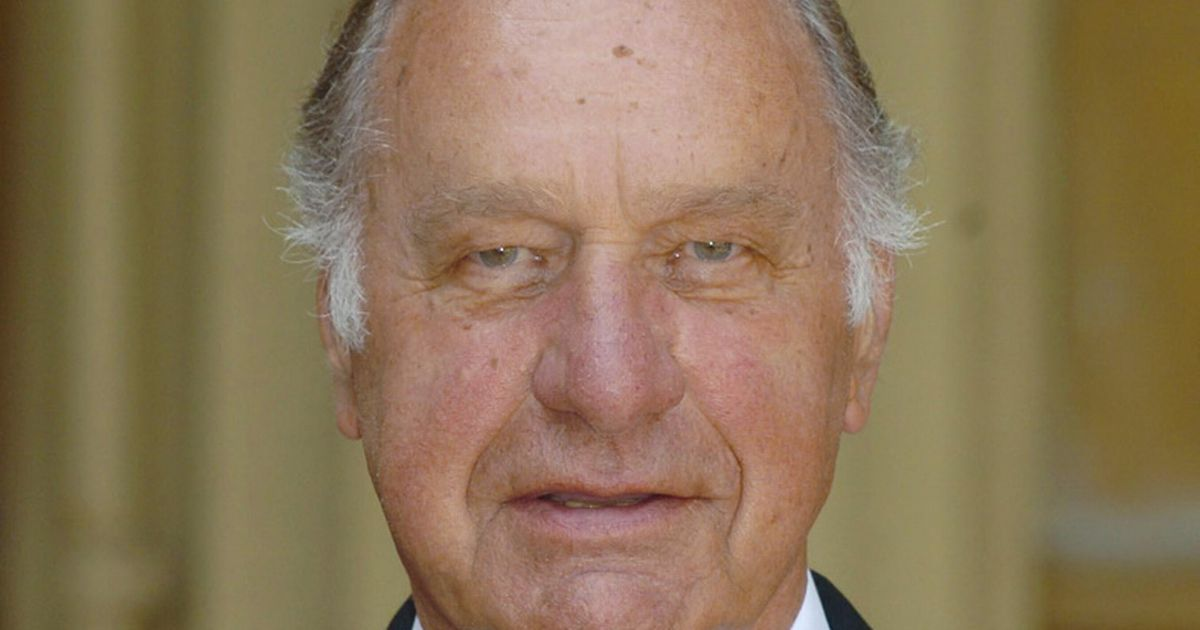 As Time Goes By and James Bond star Geoffrey Palmer has died aged 93