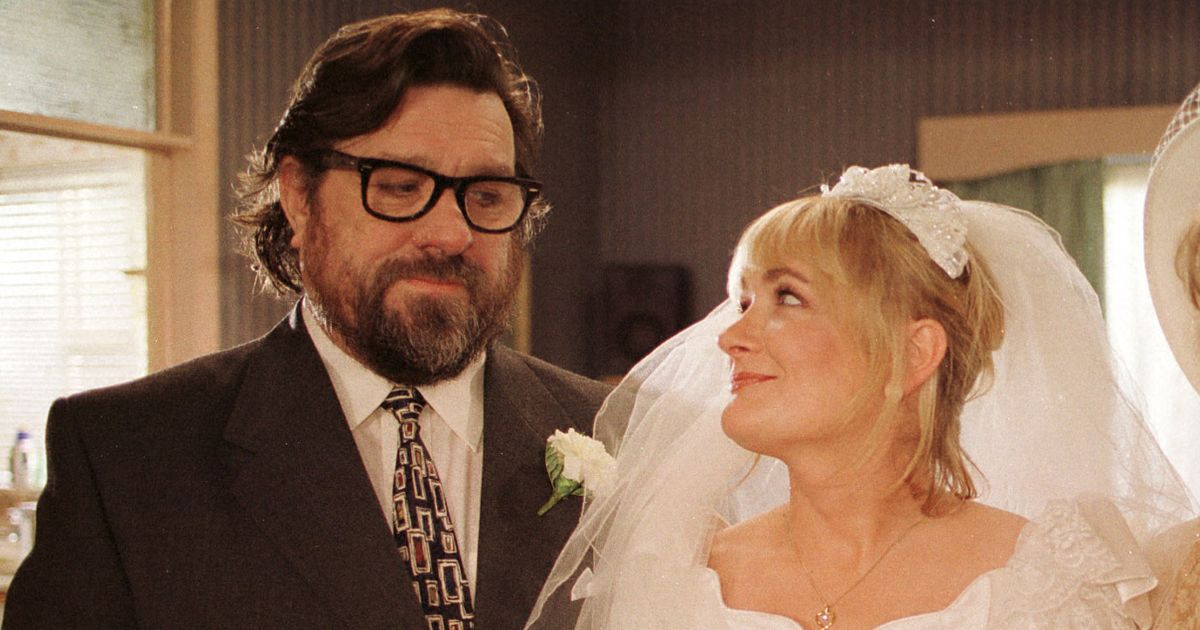 Ricky Tomlinson's heartbreaking Caroline Aherne regret & scene with actual tears
