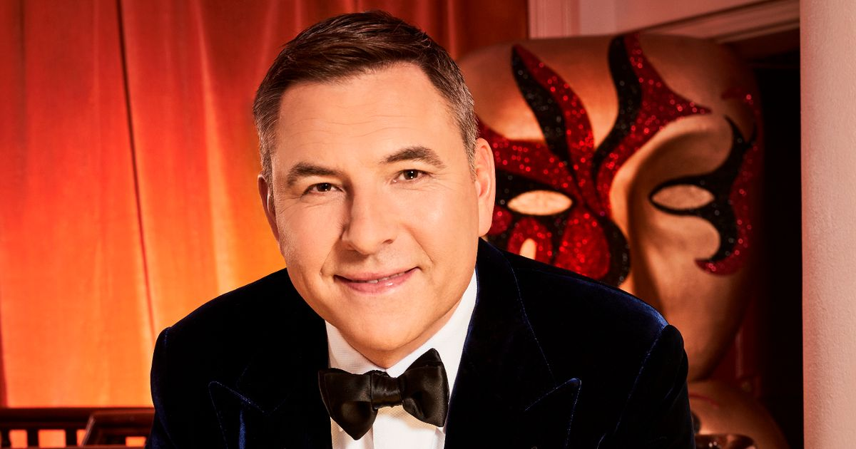 David Walliams sparks rumours he's back with ex Keeley Hazell after dinner date