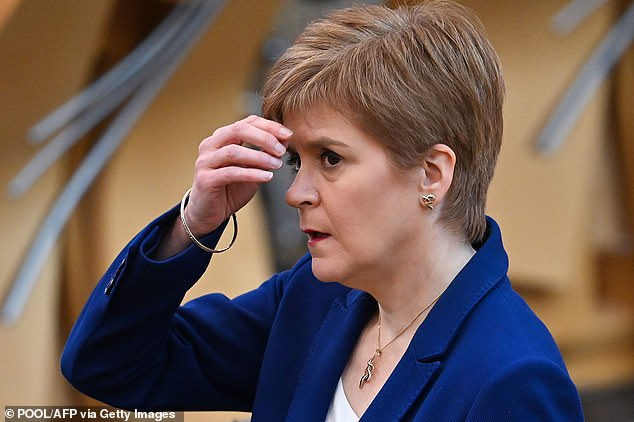 The new law, which was voted in by Nicola Sturgeon's government in 2019, parents will face criminal prosecution for using corporal punishment