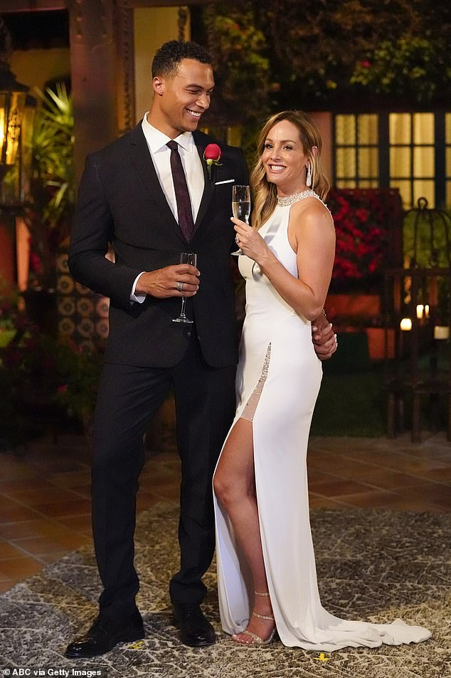 That $100K range does well with the franchise:When Lauren Bushnell was presented with a 4.5 carat Lane diamond from Ben Higgins in 2016, the cost was estimated at $100,000
