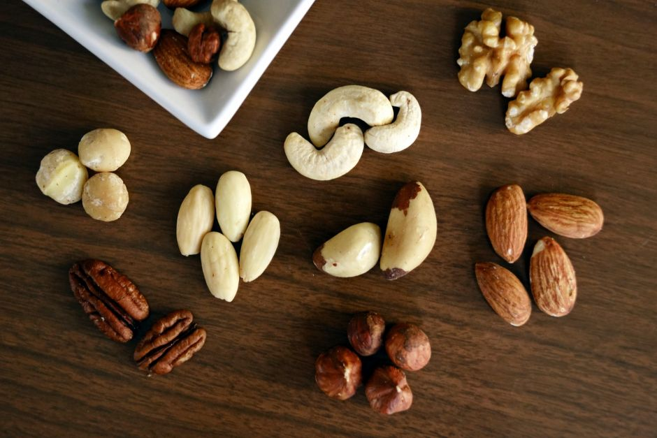 The 5 nuts that add more fiber to your diet | The NY Journal