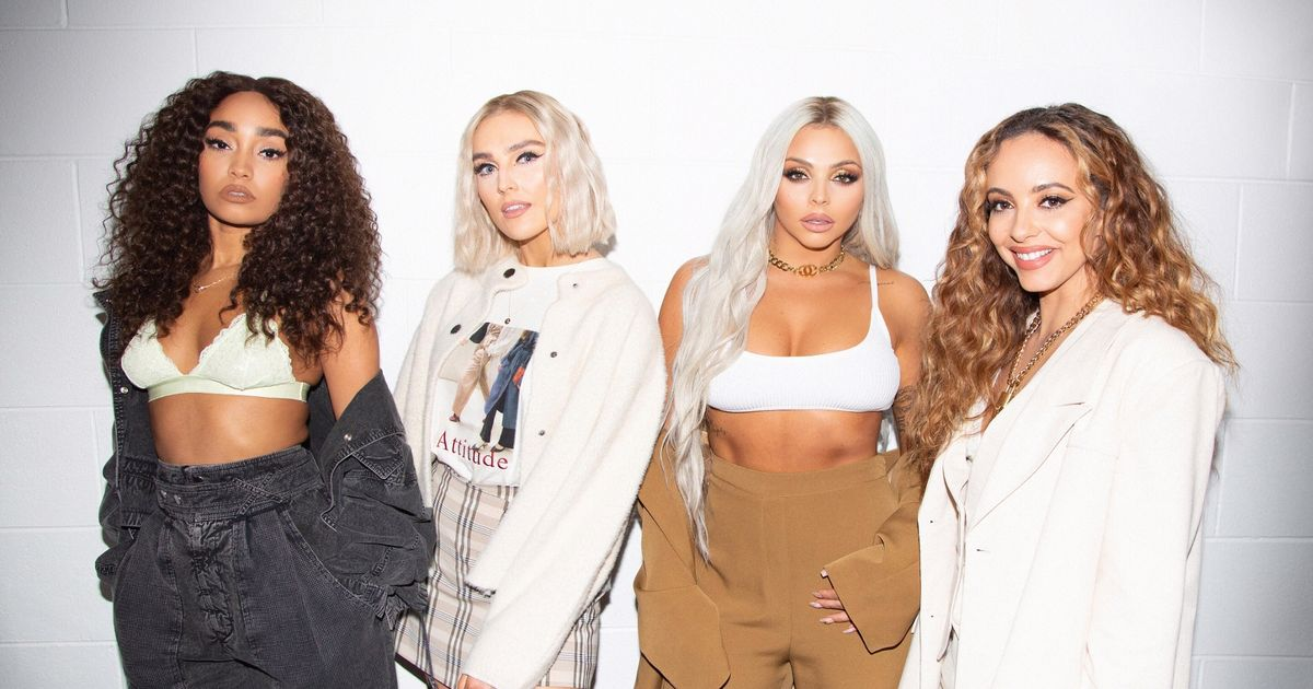Little Mix's gruelling workload as Jesy Nelson pulls out of EMAs and The Search