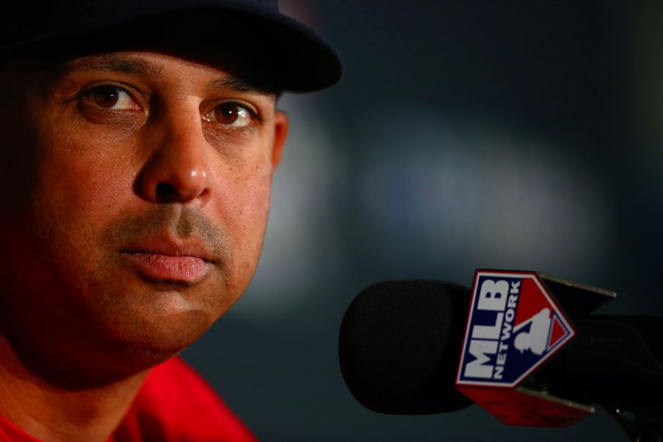 Alex Cora shows regret for cheating and causing harm in his first interview as a Red Sox manager | The NY Journal