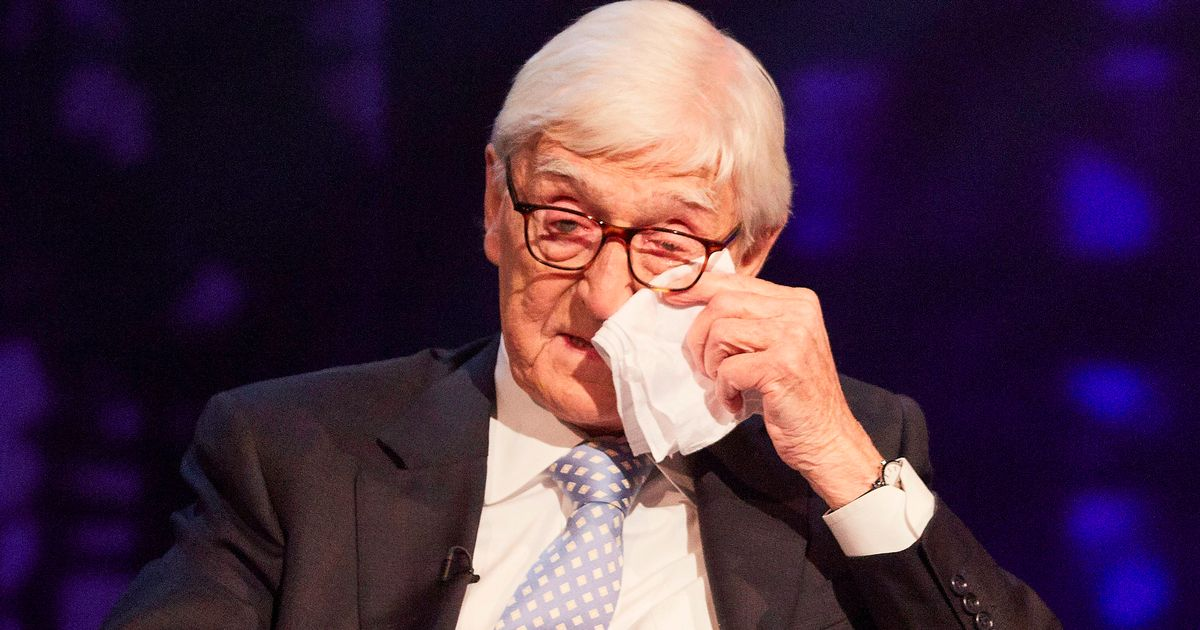 Michael Parkinson reflects on his illustrious career and his guilt for miner dad