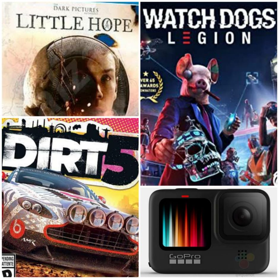 Review: Watch Dogs Legion, Go PRO HERO9 Black, DIRT 5 and The Dark Pictures Anthology: Little Hope | The NY Journal
