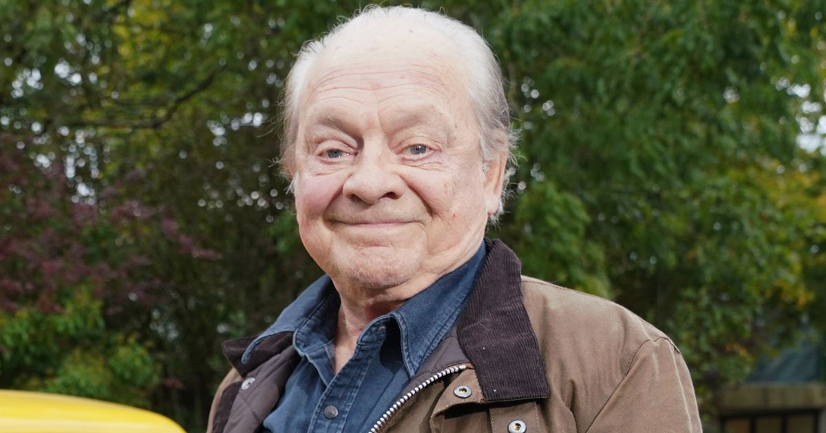 Sir David Jason wants 'Lovely jubbly' printed on his personal coat of arms