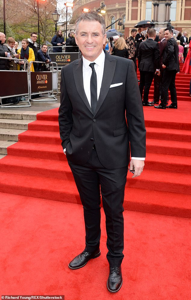 Screen star:EastEnders star Shane Richie will take part after much of his work was cancelled or postponed due to the COVID-19 pandemic, claim sources
