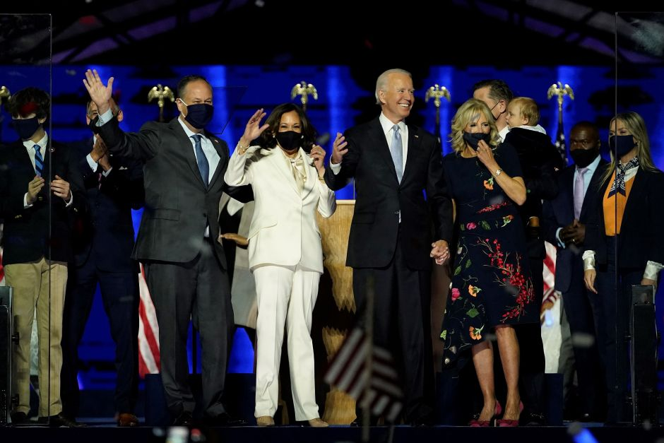 "Joe Biden: ""Now is the time to heal America"" ​​