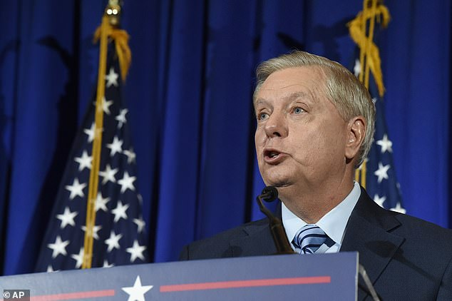 Lindsey Graham, chair of the Senate Judiciary Committee, called for an inquiry in Pennsylvania