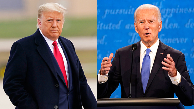 Donald Trump Refuses To Concede After Joe Biden Wins 2020 Election: The Race Is 'Far From Over'