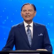 Kenneth Copeland laughs at the media for declaring that Joe Biden has won the election
