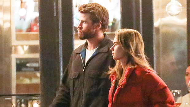 Liam Hemsworth Wraps His Arm Around GF Gabriella Brooks As She Bonds With His Family In Sweet Photo