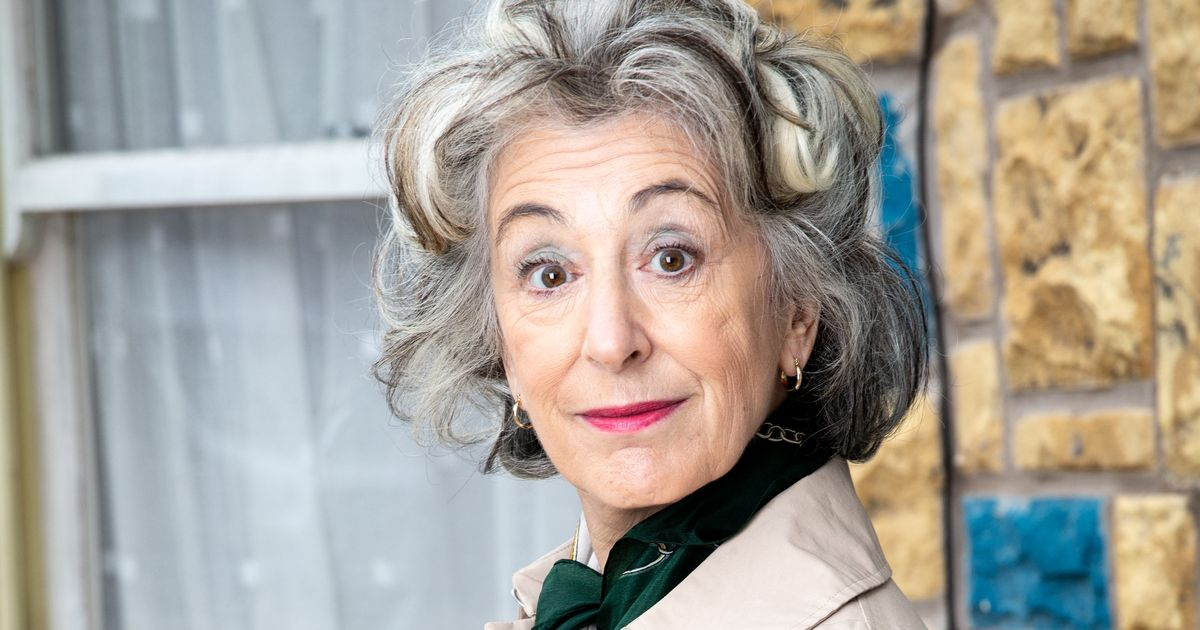 Corrie's Maureen Lipman considering cosmetic surgery but is frightened to death