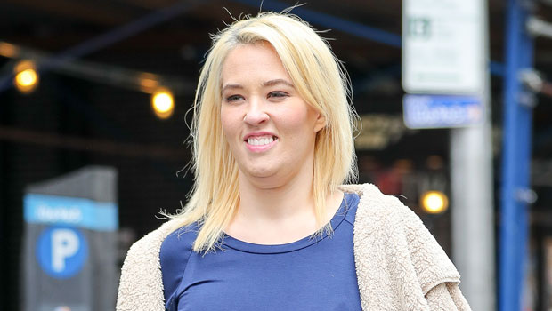 Why Mama June Is 'Committed To Staying Clean' 9 Months After Getting Sober & Debuting New Look