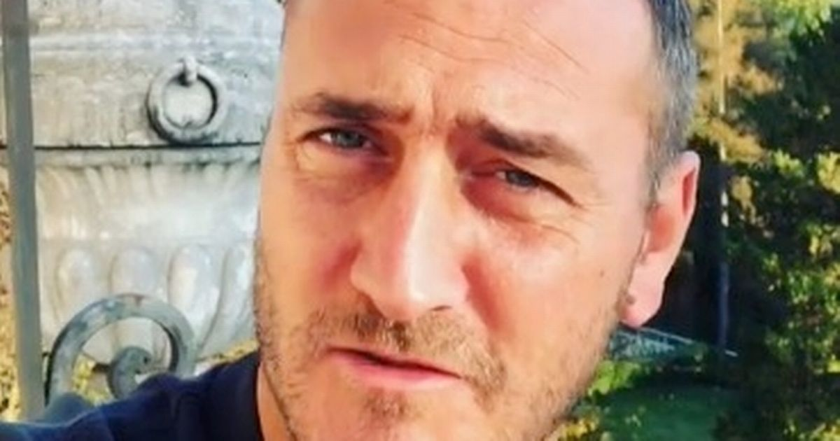 Will Mellor turned to alcohol after tragically losing dad to cancer in lockdown