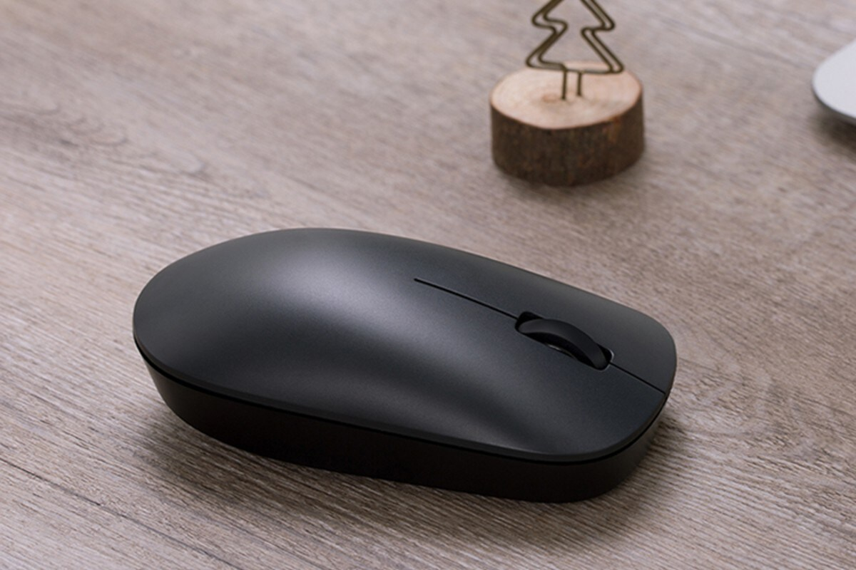 Xiaomi Launches Mi Wireless Mouse Lite With 1,000DPI Optical Sensor
