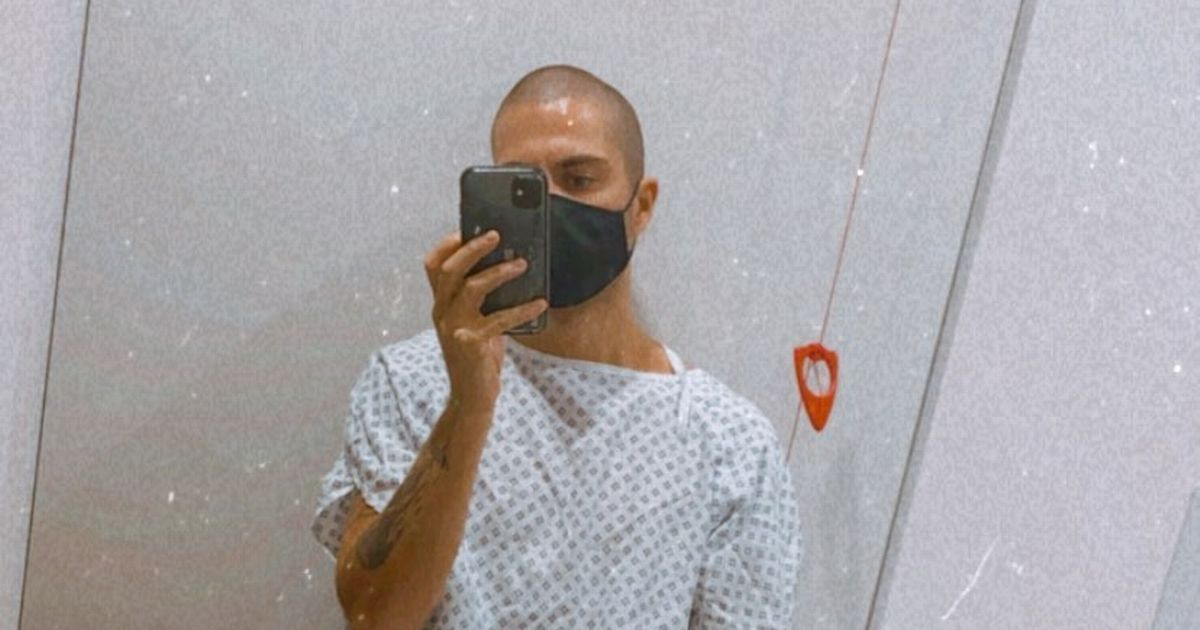 Strictly's Max George goes to hospital for scan on his wrist after nasty injury