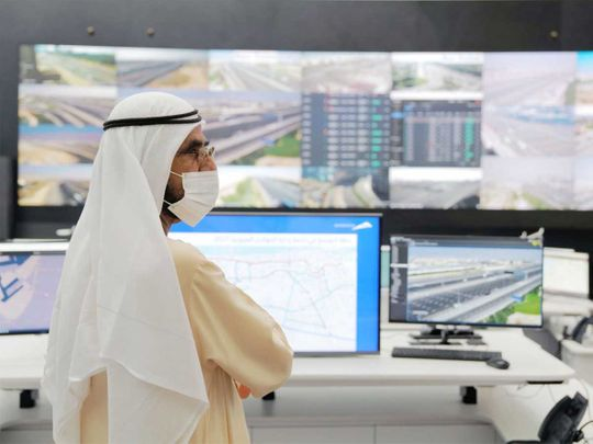 UAE: Sheikh Mohammed reviews road projects worth Dh4.6 billion