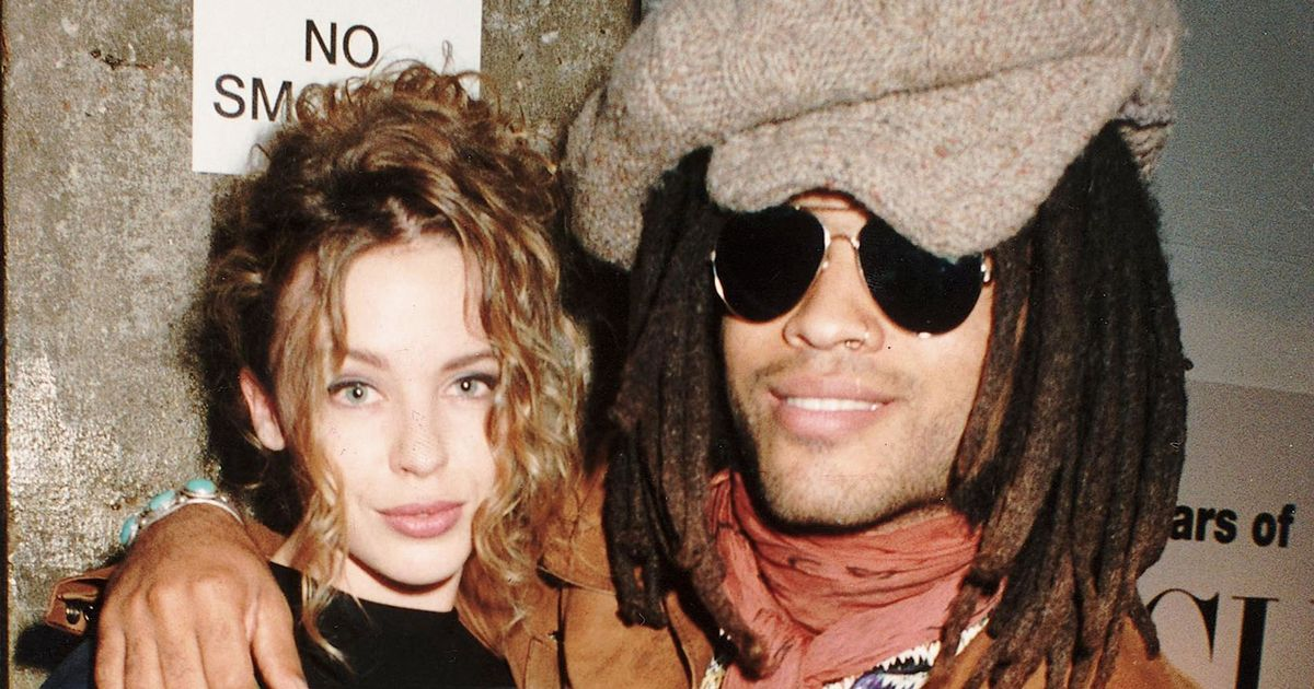 Exes Kylie Minogue and ex Lenny Kravitz to reunite for Children In Need single
