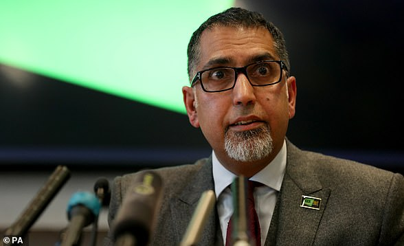 Kick It Out executive chairmanSanjay Bhandari said he was 'extremely disappointed' with Clarke's comments to the DCMS Select Committee