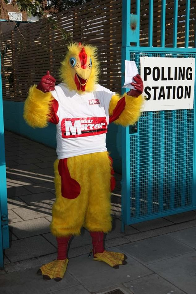 The promotion would cap a stellar rise for the former journalist who used to dress up as the Daily Mirror's election chicken, pursuing David Cameron and other leading Tories during the 2010 campaign