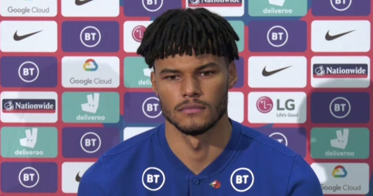 Mings dignified amid the chaos on another embarrassing day for English football