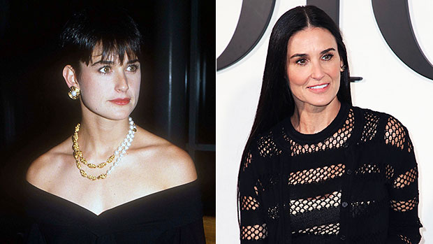 Demi Moore Then & Now: See Ageless Pics Of Movie Legend, 58, From Hollywood Start To Now
