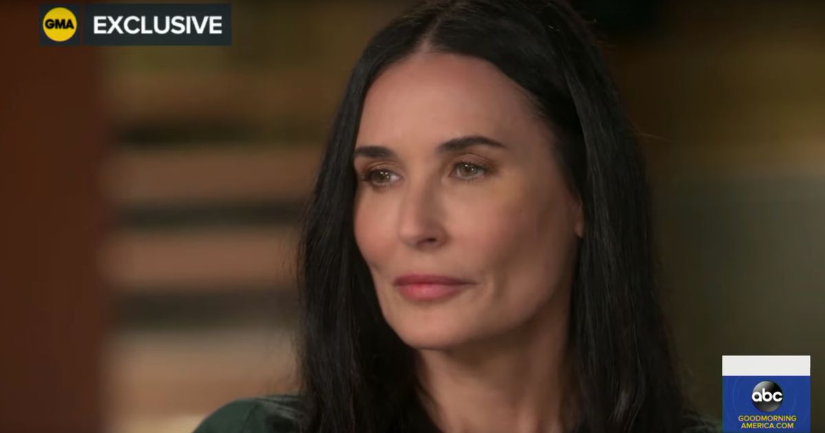 Demi Moore's harrowing confessions from teenage rape to mum's suicide attempt