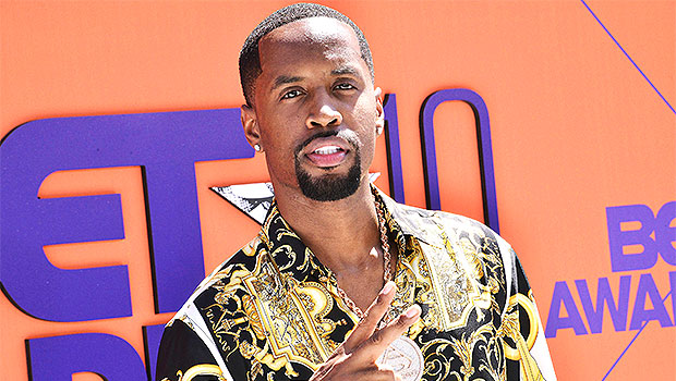 Safaree Samuels & Daughter, 9 Mos., Twin In Fur Coats As He Shows Her Off In Rare Photo — Cute Pic