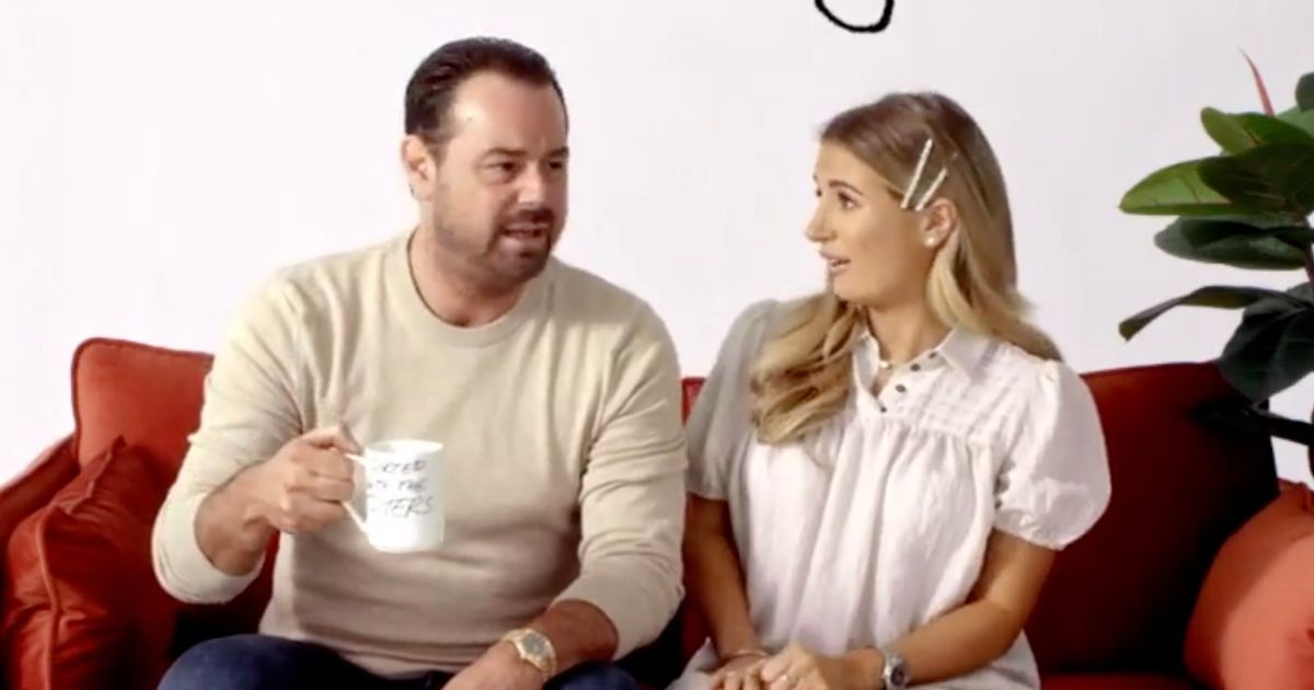 Danny Dyer says he want to reduce his 'breasts' a cup size in candid confession