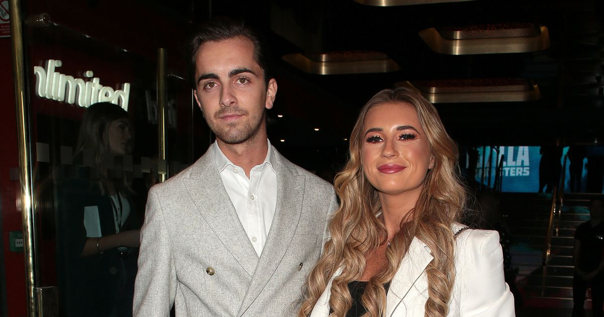 Dani Dyer 'worried' as boyfriend 'to stand trial weeks after she gives birth'