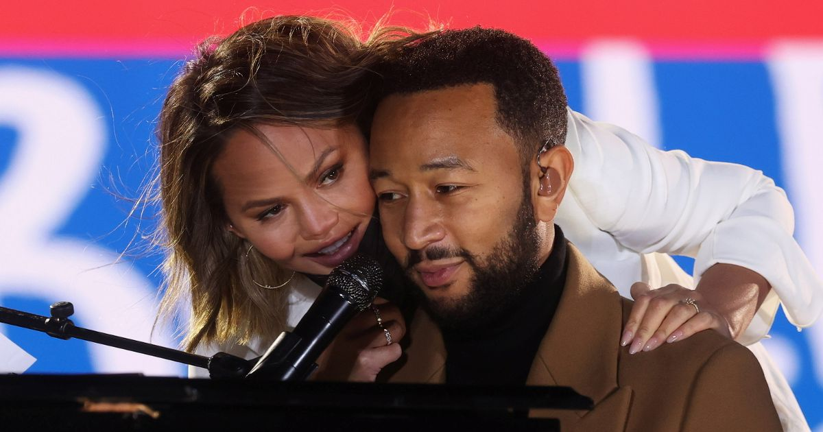 John Legend and Chrissy Teigen share how they've coped with pregnancy heartache