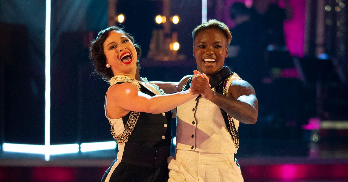 Katya Jones and Nicola Adams forced to quit Strictly over positive Covid test