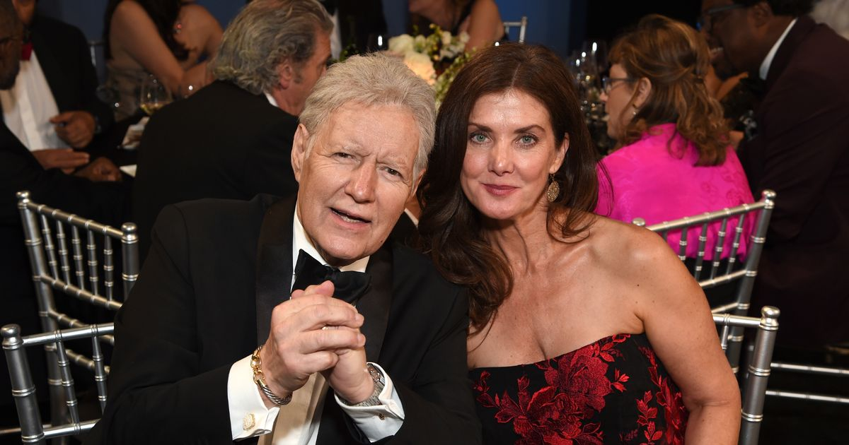 Alex Trebek's wife 'truly touched' by fan support after Jeopardy! star's death