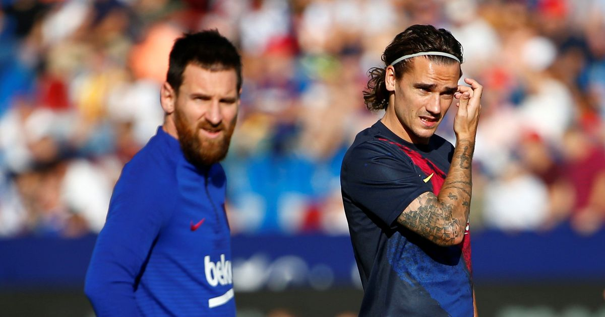 Griezmann's uncle aims thinly veiled dig at Messi as Barcelona turmoil continues