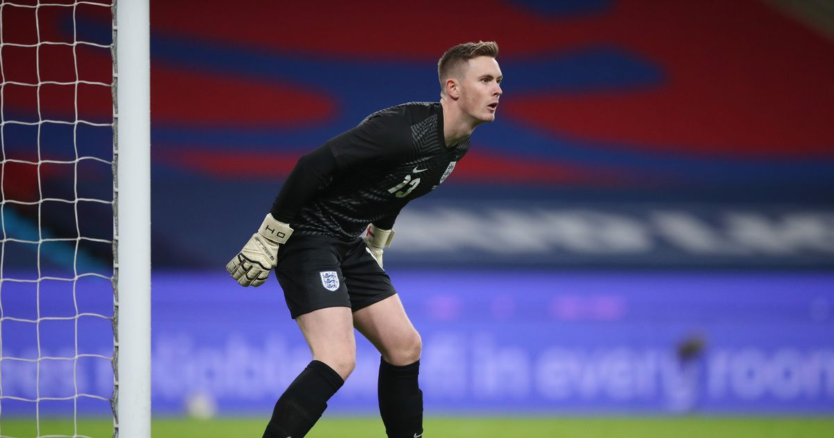 Dean Henderson's England ambition made difficult to achieve by Man Utd decision