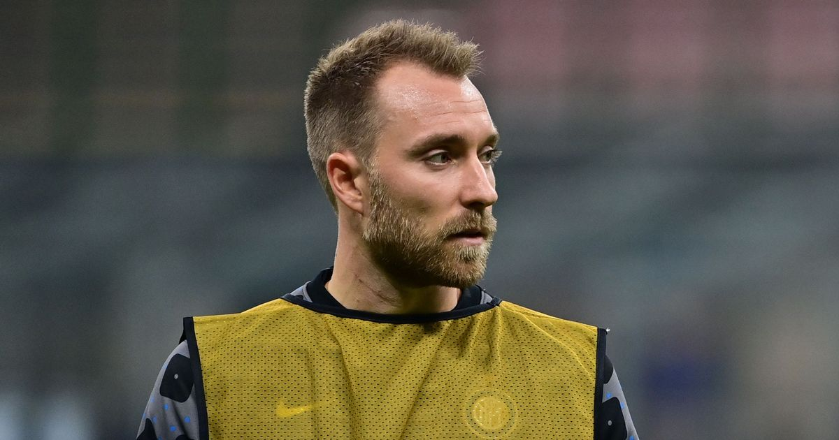 Man Utd could have another chance to sign Eriksen after Inter Milan admission
